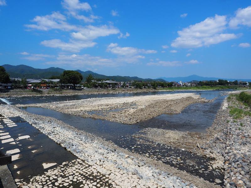 嵐山 渡月橋(3)