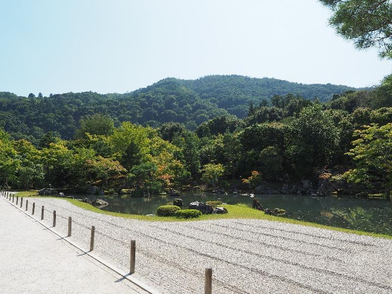 嵐山 大本山 天龍寺 曹源池(3)