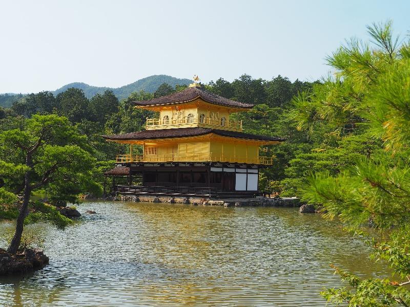 金閣 鹿苑寺 舎利殿(3)