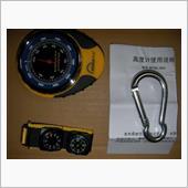 Don-Guri(ドングリ) アナログ高度・気圧計 BKT381