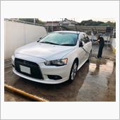 初のんびりドライブ→初洗車