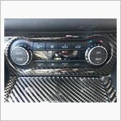 Angelguoguo Aluminum alloy Air conditioning knob c
