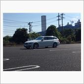 名古屋港 ワイルドフラワーガーデン ブルーボネット駐車場で