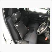 H3Yオートアクセサリー 腰痛クッション ランバーサポート ネックピロー