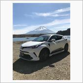 """""""トヨタ C-HRハイブリッド""""の愛車アルバム"""