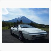 """""""ロータス エスプリ""""の愛車アルバム"""