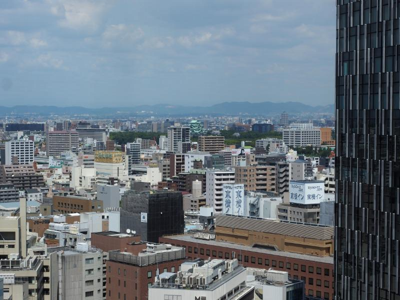 JRゲートタワー 15階 スカイストリート 名古屋城