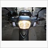 ウインカーポジションランプ点灯させるの画像