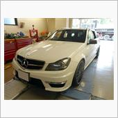 """""""AMG C63 Perfomance Package""""の愛車アルバム"""