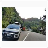 剣山スーパー林道 快晴ドライブ