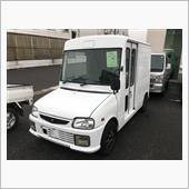 """""""ダイハツ ミラウォークスルーバン""""の愛車アルバム"""