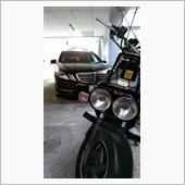 """""""ホンダ PS250""""の愛車アルバム"""