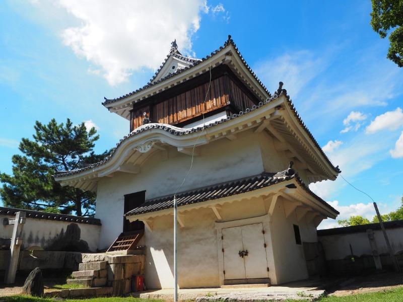 岡山城本丸 表書院 月見櫓
