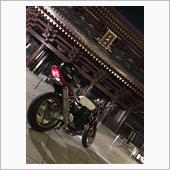 """""""ホンダ CB400 SUPER FOUR HYPER VTEC spec3""""の愛車アルバム"""