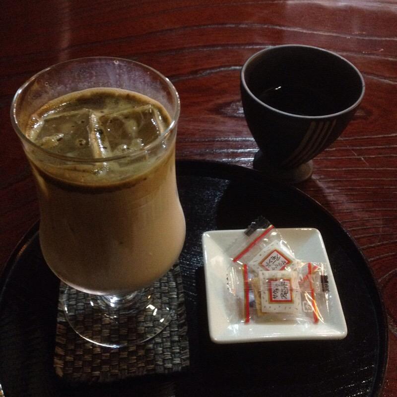 山町筋 土蔵造りの町並み 山町茶屋 富山棒茶ミルク