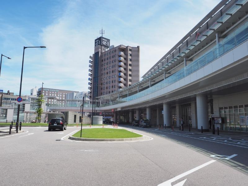 高岡駅 北口