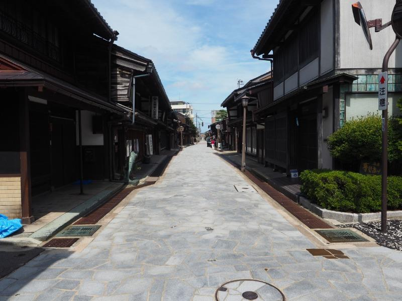金屋町 千本格子の家並み(1)