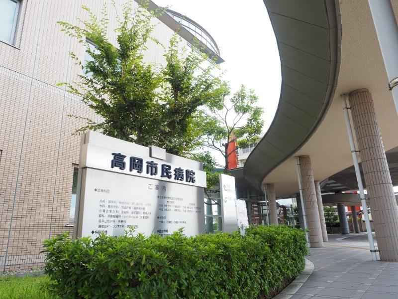 高岡市民病院(2)