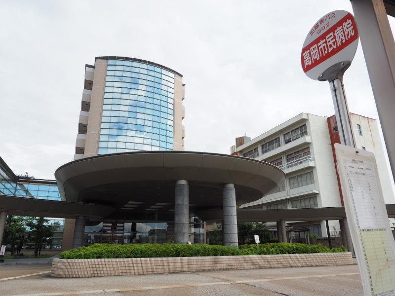 高岡市民病院(3)