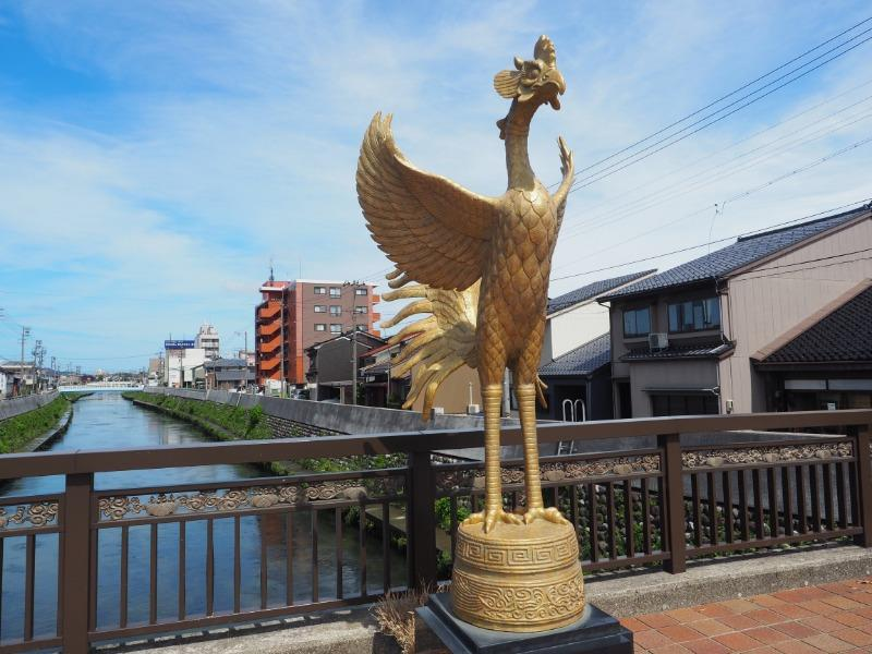 鳳鳴橋(2)鳳凰像