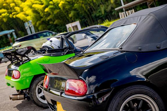 Honda Beat PP1 ホンダ ビート MLS モーターランド鈴鹿 Track Car