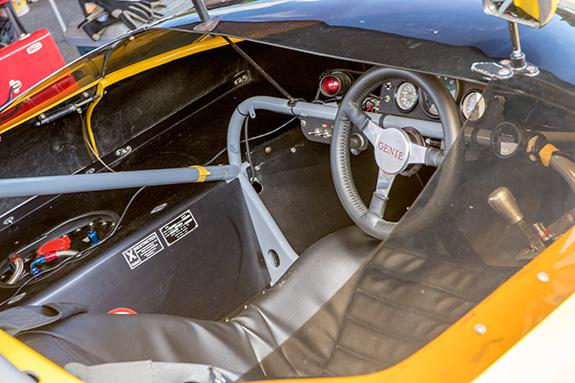 Genie Sports Racer ジニー Lotus 23