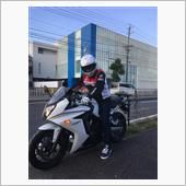 """""""ホンダ CBR650F""""の愛車アルバム"""