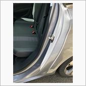 cobear ドアストライカーカバー 汎用 ドアロックストライカー カバー