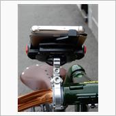 DAYTONA(バイク) スマートフォンホルダーWIDE iH-250(クイック)  の画像
