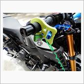 DAYTONA(バイク) フロントブレーキ バイスロック 97638 グリーンの画像