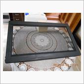 網戸の製作の画像