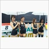 2018 SUGO SUPER-GT   Girls  selection笑の画像