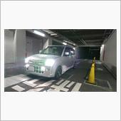 """""""日産 ピノ""""の愛車アルバム"""