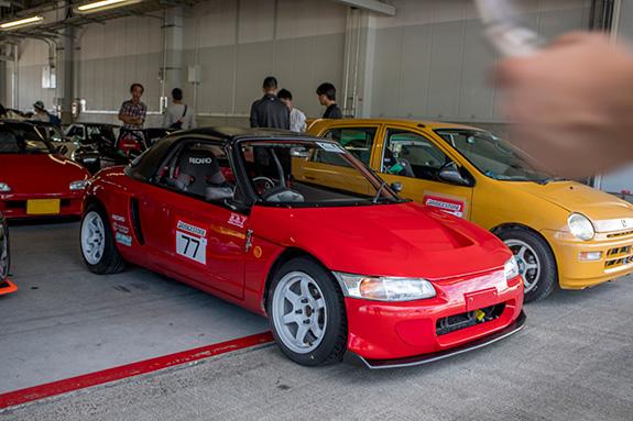 Honda Beat ホンダ・ビート PP1 鈴鹿サーキット Suzuka International Circuit トゥデイ Today Today ホンダ・トゥデイ JA4 烈ビート