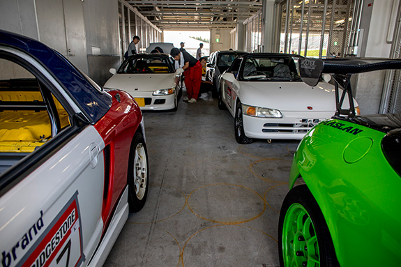Honda Beat ホンダ・ビート PP1 鈴鹿サーキット Suzuka International Circuit トゥデイ Today ホンダ・トゥデイ JA4 烈ビート