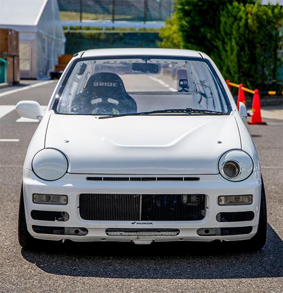 JA4 Honda Today ホンダ トゥデイ 下井レーシング 烈ビート