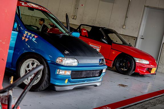 烈ビート Honda Beat ホンダ ビート PP1 Honda Today トゥデイ JA2 ZERO-RACING
