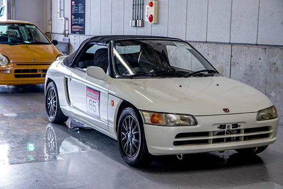 烈ビート Honda Beat ホンダ ビート PP1