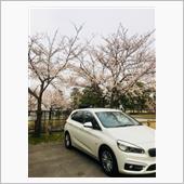 """""""BMW 2シリーズ アクティブツアラー""""の愛車アルバム"""
