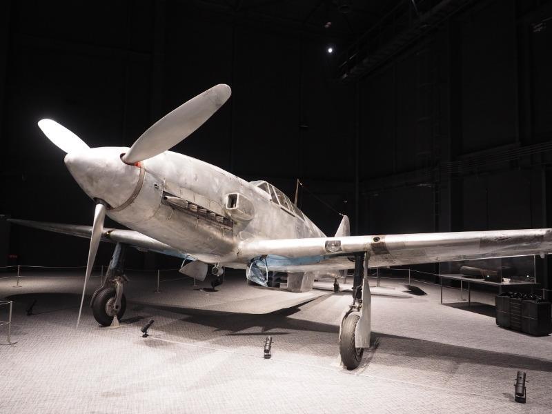 かかみがはら航空宇宙博物館 陸軍 三式戦闘機二型「飛燕」