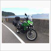 """""""カワサキ VERSYS-X 250 ABS TOURER""""の愛車アルバム"""