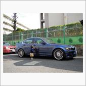 """""""BMWアルピナ B3 S""""の愛車アルバム"""