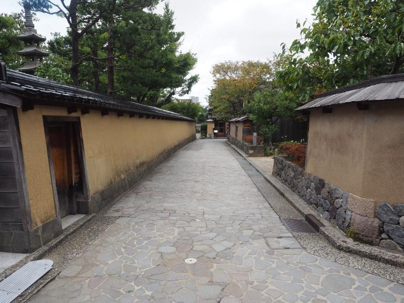 長町武家屋敷跡(1)