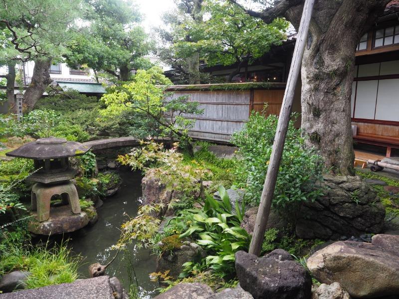 長町武家屋敷跡 野村家 庭園(2)
