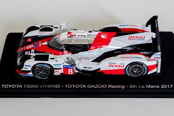 TOYOTA GAZOO Racing TS050 HYBRID トヨタ ガズー レーシング ハイブリッド 8号車