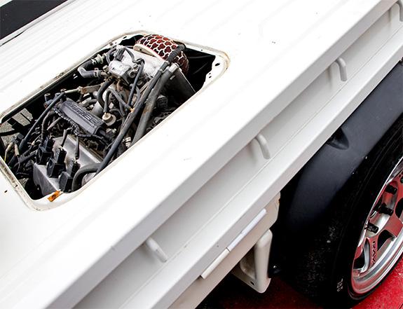 Honda Acty HA6 ATAWORD ホンダ アクティ 軽トラ・軽バン世界一決定戦 E07A MTREC