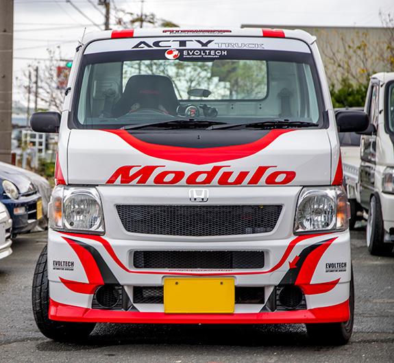 Honda Acty HA6 ATAWORD ホンダ アクティ 軽トラ・軽バン世界一決定戦