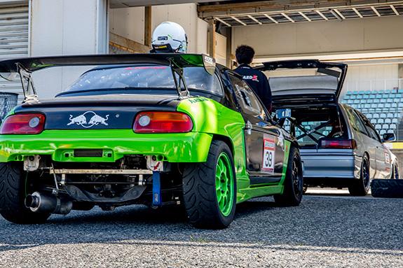 セントラルサーキット come Honda Beat ホンダ ビート PP1