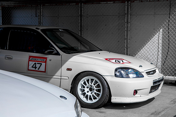 OAKS POWER EK9 Honda CIVIC
