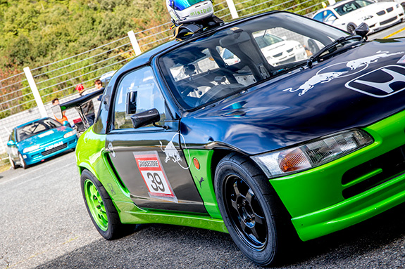 Central Circuit セントラルサーキット come 1 day race Honda BEAT ホンダ ビート PP1